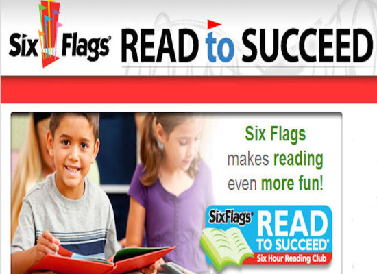 Six Flags – Read to Succeed Program