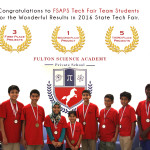 Fulton Science Academy techfair2016