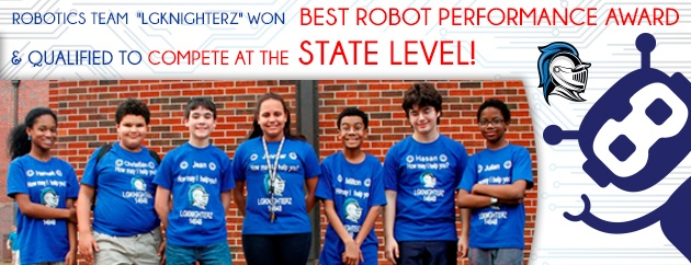 fulton science academy lgknighterz robotics