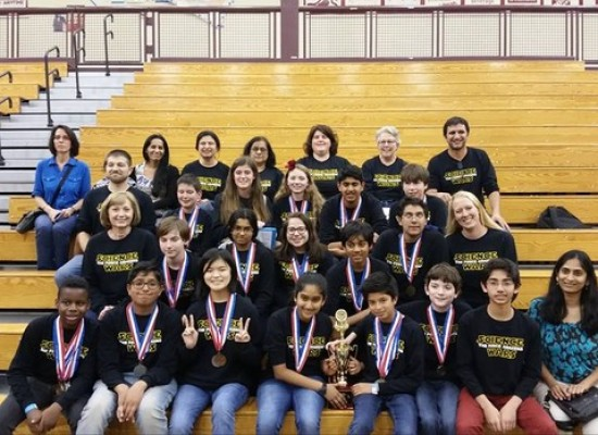 Fulton Science Academy Private School Science Olympiad