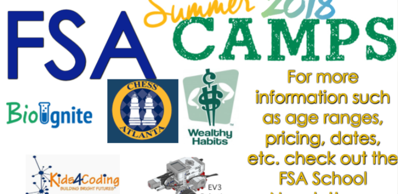 Summer Camp Programs And Schedules!